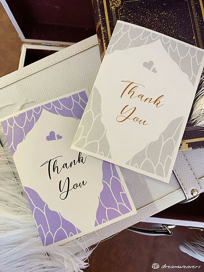 Angelica Love Thank You Card