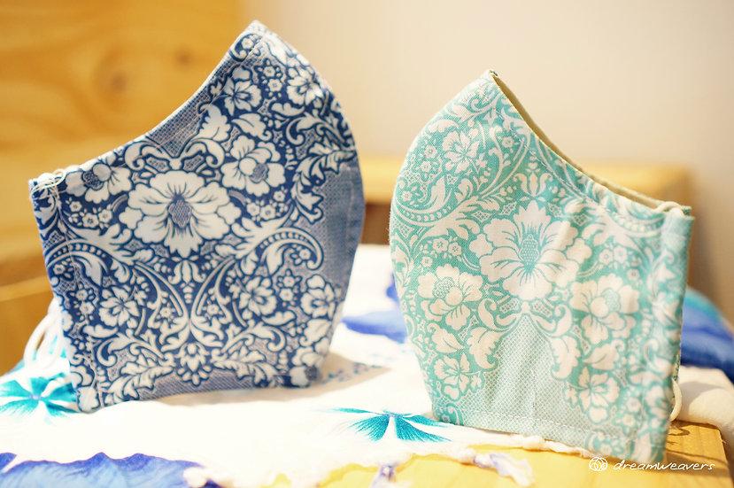 Couple Matching Fabric Face Mask