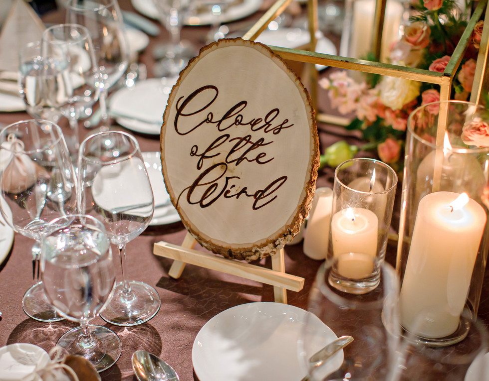 Wood Table Name