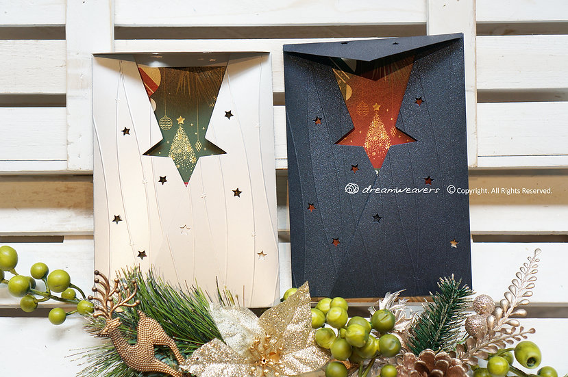 STAR OF WONDER Christmas Greeting Card