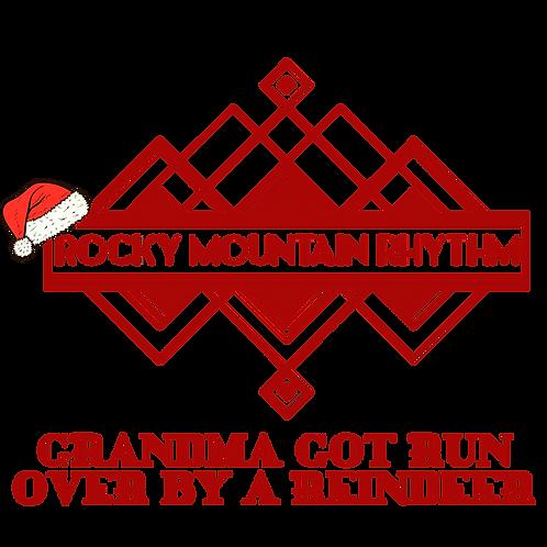 Christmas Card: Grandma Got Run Over by a Reindeer