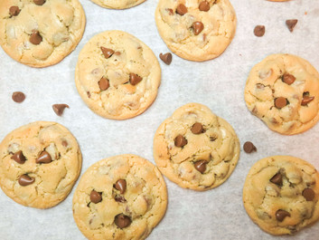 Perfectly Chewy, Extra Chocolatey-Chip Cookies