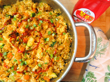 Spicy Gochujang Fried Rice