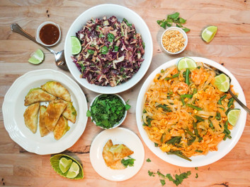 Easy Thai Dinner Party for Beginners