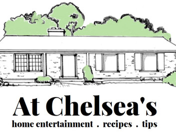 Come in! Welcome to At Chelsea's!