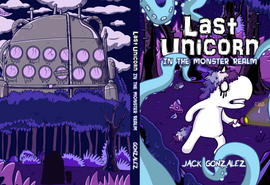 Last Unicorn 2 Cover