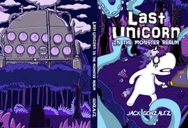Last Unicorn 2 Cover
