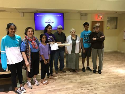 Longest Day Event at Roswell Senior Center