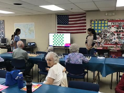 Longest Day Event at Crabapple Senior Center