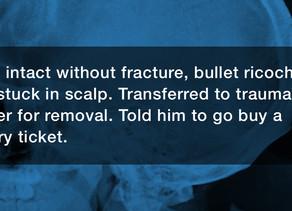 The bulletproof patient