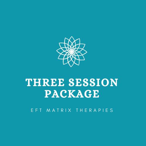 3 x EFT & Matrix Reimprinting Sessions