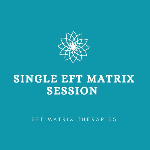 Single EFT/Matrix Reimprinting Session