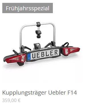 Kupplungsträger Uebler F14