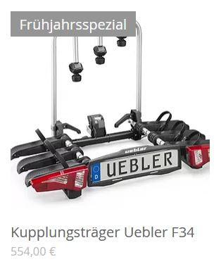 Kupplungsträger Uebler F34