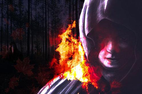 Darkest Part (Digital Artwork)