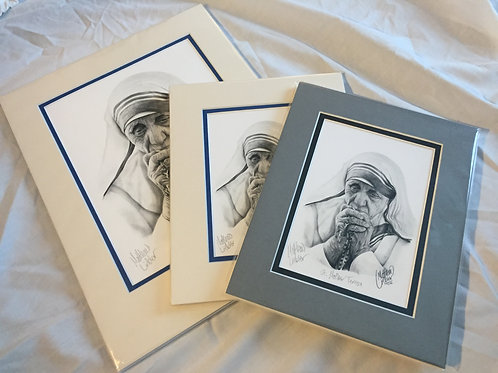 Mother Teresa Print Bundle
