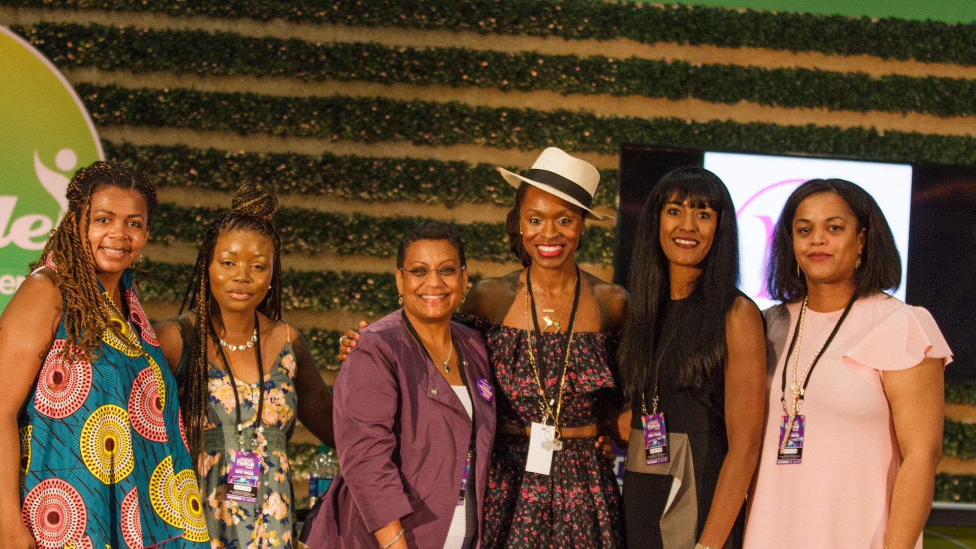 Frankie Robertson Essence Fest Speaking Panel