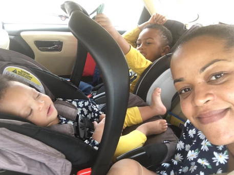 First Family Trip
