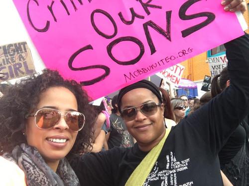 Protesting for Black Lives