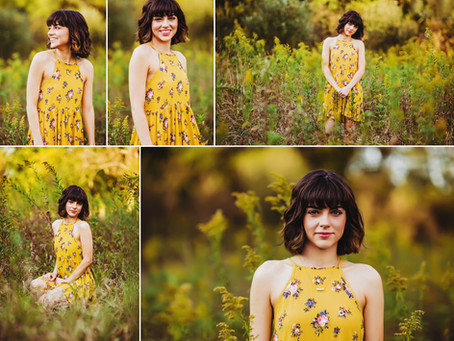 Abby | Class of 2018 | Senior Photography | Muscatine, Iowa
