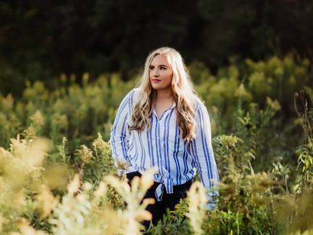 Katie | Class of 2019 | Muscatine High School