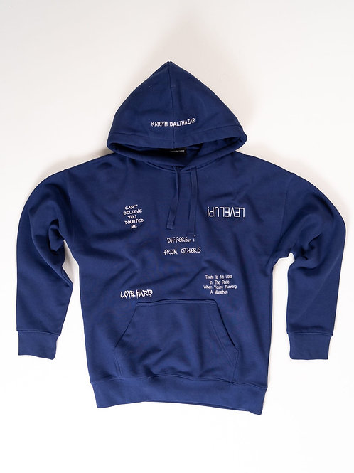 Quote Detail Hoodie