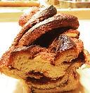 Cinnamon Brioche Loaf