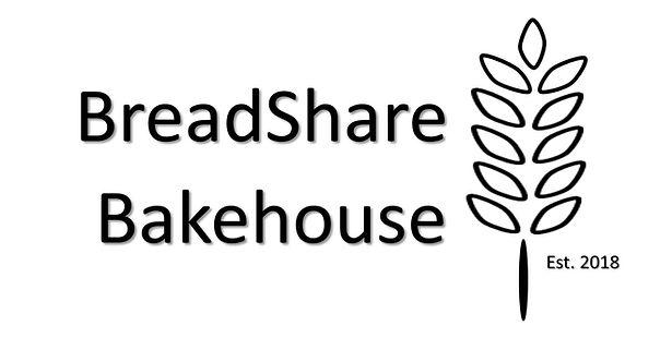 Breadshare Bakehouse logo