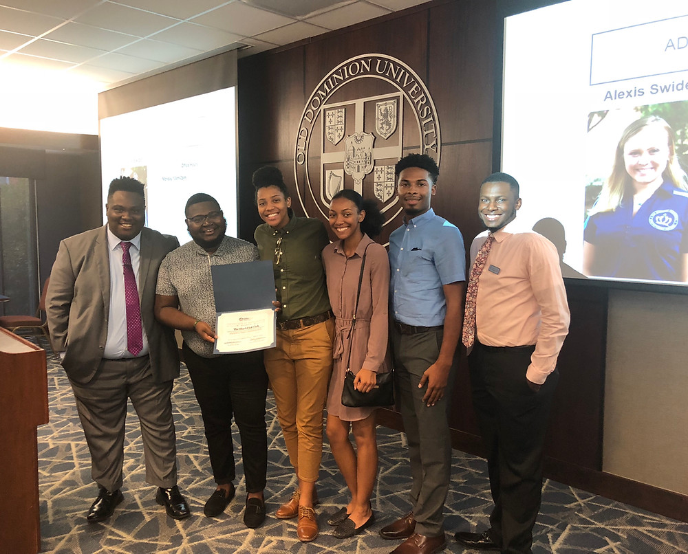 Congratulations to The Blackfist Club for being officially recognized through SGA. We can't wait to see the change you all make on campus!