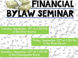 Learn About Your Student Org Budget!