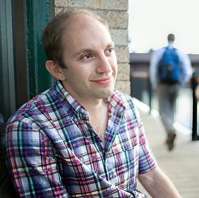 Portrait of Boris Vabson, health economist