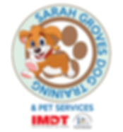 Sarah Groves Dog Training logo