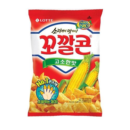 144g 꼬깔콘 고소한 맛 / Popping Corn Chips Savoury Flavour