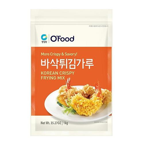 1kg 튀김가루 / Korean Crispy Frying Mix