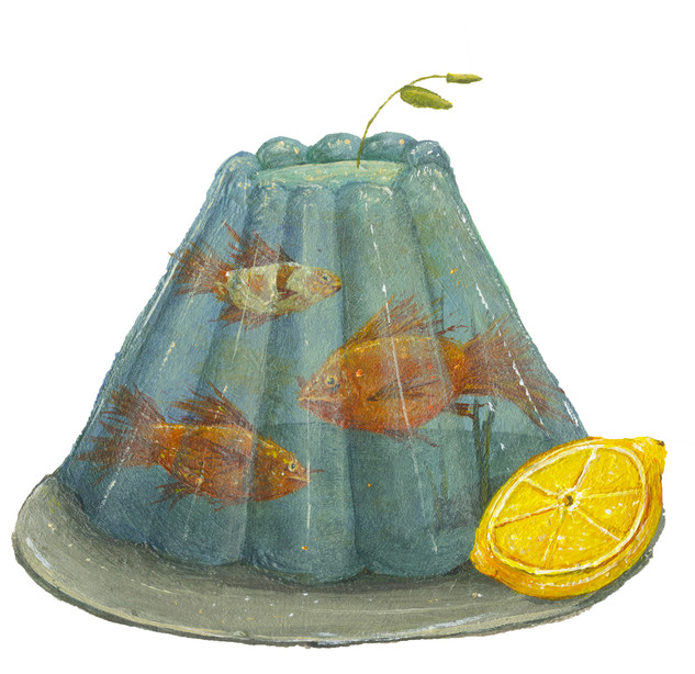 Fish Tank Aspic
