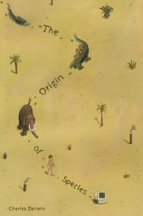 The Origin of Species Book Cover