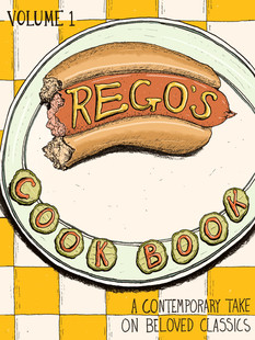 Rego's Cookbook Cover