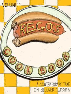 Rego's Cookbook Cover