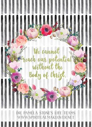 Spiritual Makeover Life Teams and Lives Changed