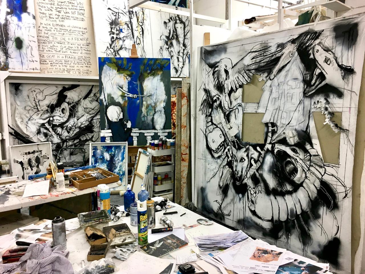 Studio Installation I