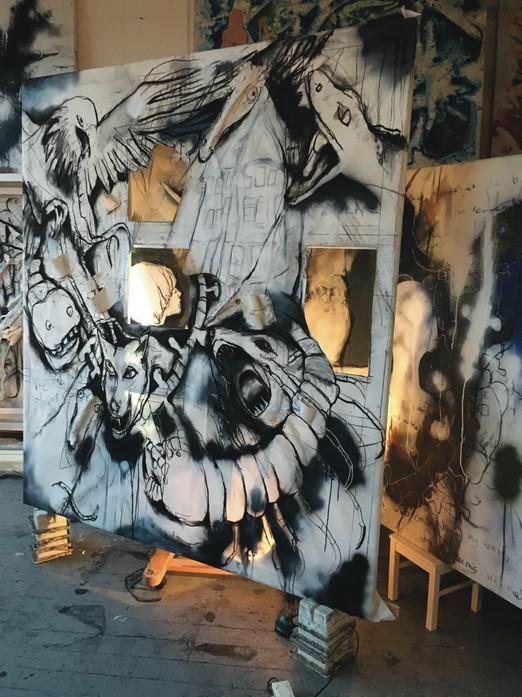 Studio Installation II