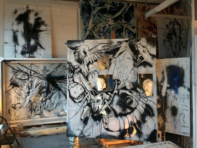 Studio Installation IV
