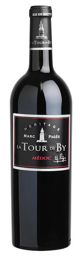 Heritage la Tour de By nouvelle bouteill