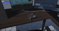 Drone Prototype Unity
