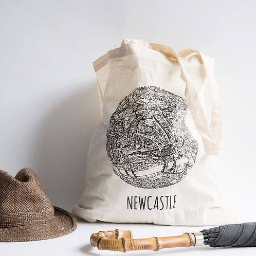 Newcastle Tote Bag