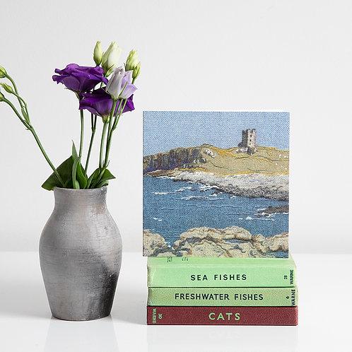 Dunstanburgh Castle card