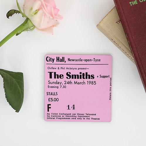 The Smiths City Hall Coaster