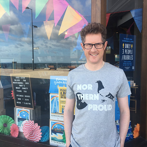 Limited Edition Northern & Proud T Shirt