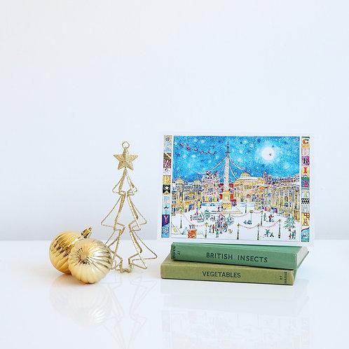 Christmas on Grey Street card