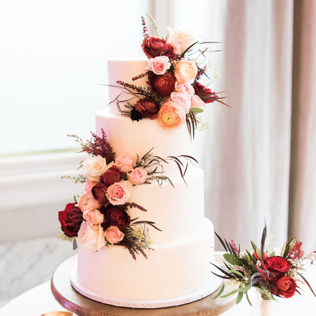The Tradition behind the Wedding Cake and Budgeting for it!